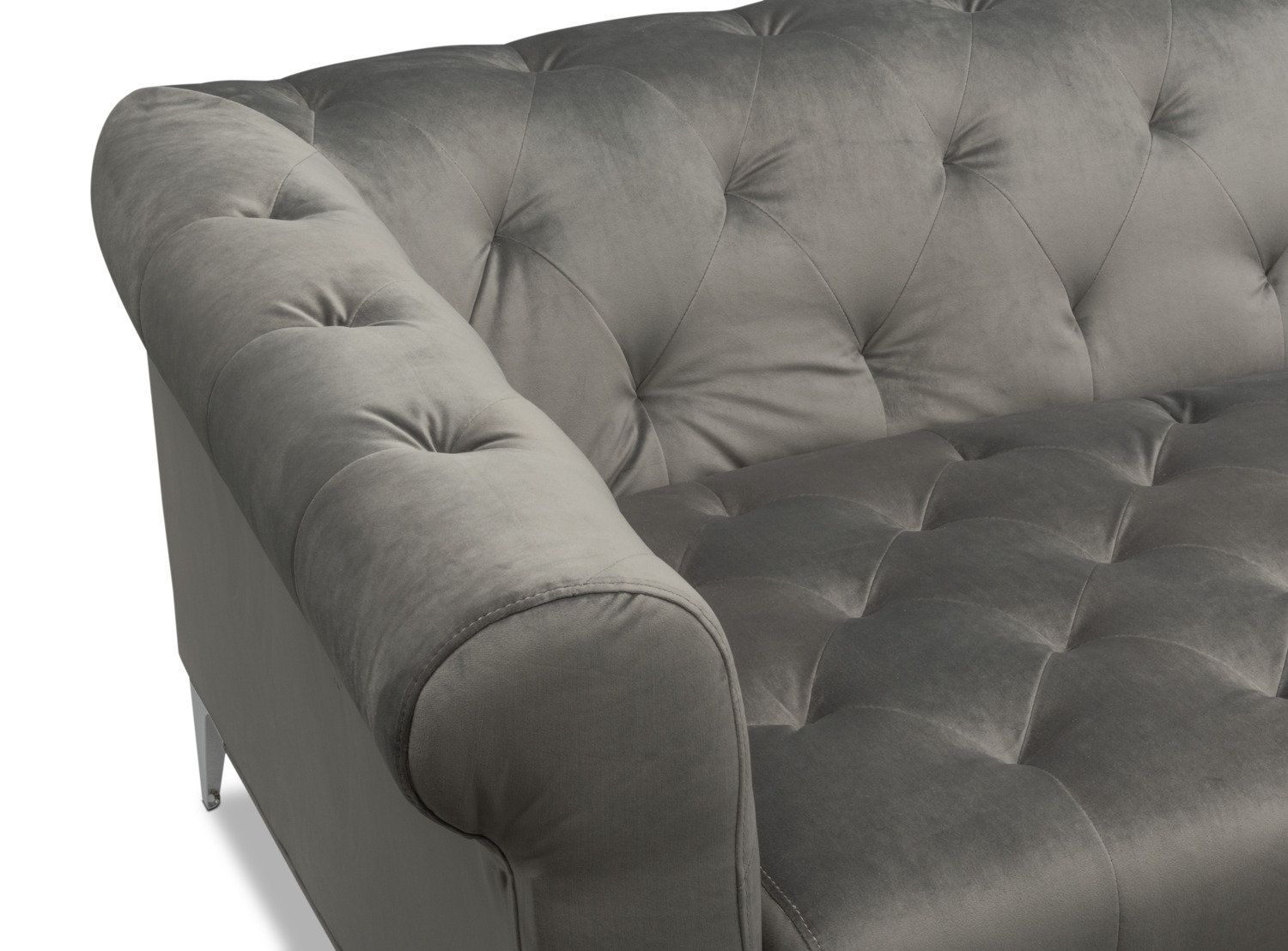 Living Spaces · Modern Day Luxury. Revive Your Décor Through The Elegant  Addition Of The David Sofa.