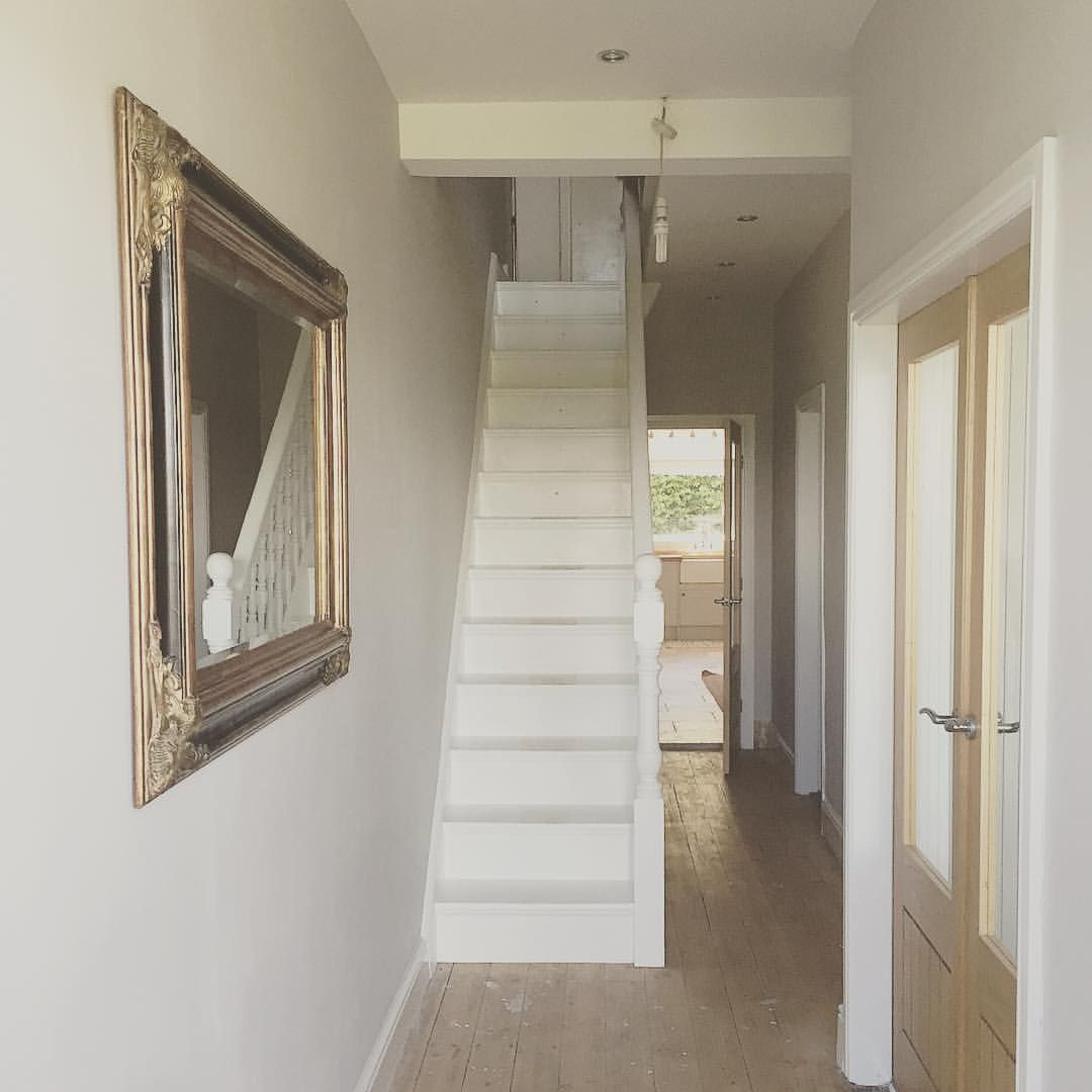1950s hallway ideas   Likes  Comments  A M É L I E   rachelamelie on