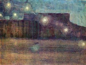 Voici les Oeuvres de Mikalojus Konstantinas Ciurlionis