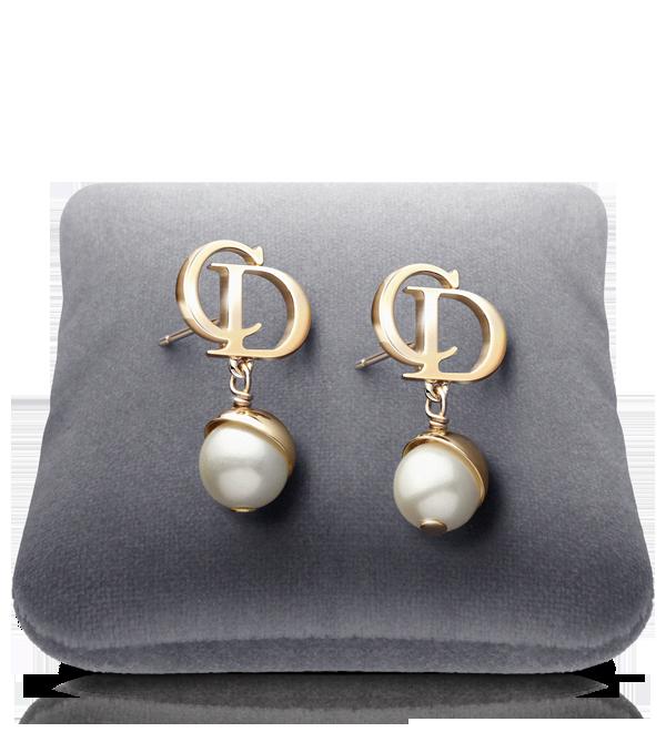 945007ad55ef39 MISE EN DIOR - 'Mise en Dior' earrings | Bling bling in 2019 | Dior ...