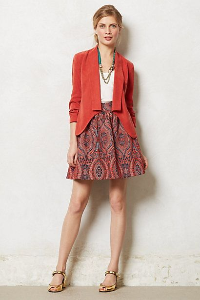Karavi Skirt #anthropologie