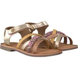 Photo of Gioseppo Sandals H48857 Gold Girls Gioseppo