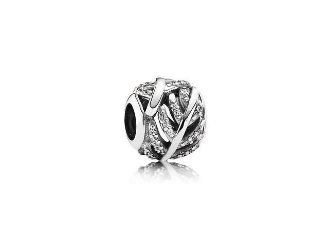 Light as a Feather Pandora Charm Available at Brown & Company Jewelers