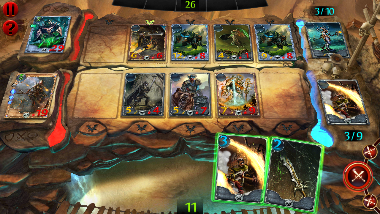 Best Card Games 2019 The 10 Best Free Collectible Card Games for iOS & Android Phones