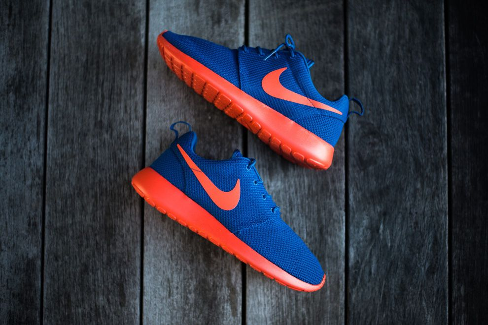 separation shoes d94b9 d03d8 Knicks Roshe Run  sneakers