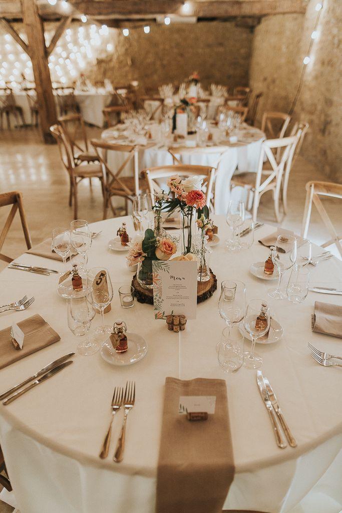 Mariage Au Clos De Lorraine De Cons La Grandville Idee Deco Table Mariage Idee Deco Table Deco Table Mariage