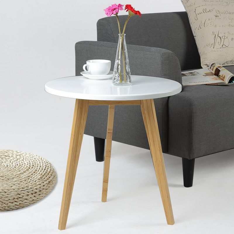 nordic living room fashion table creative small round table coffee rh pinterest com