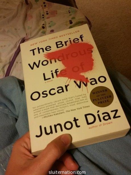 The Brief Wondrous Life of Oscar Wao Brief, Oscar, Life