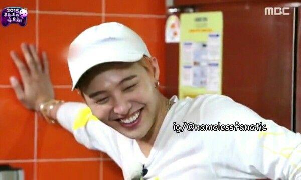 bigbang's gdragon at infinity challenge episode 438 ^^ 빅뱅 권지용 태양 동영배 g dragon