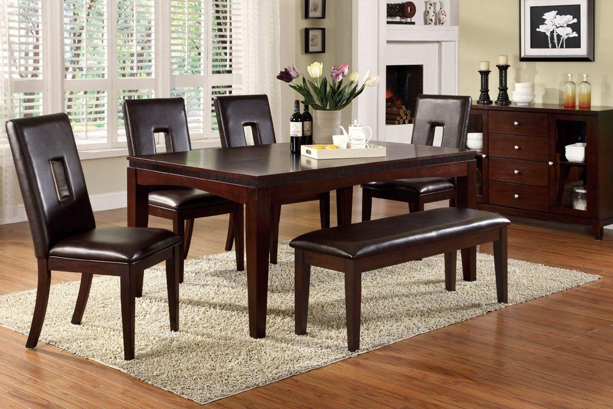 Cherrywood dining room set u alliancemv dining room design ideas