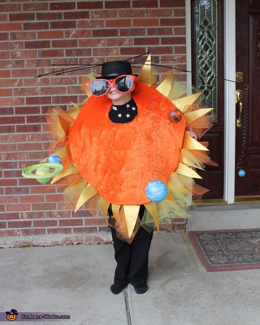 sexy solar system costume - photo #3