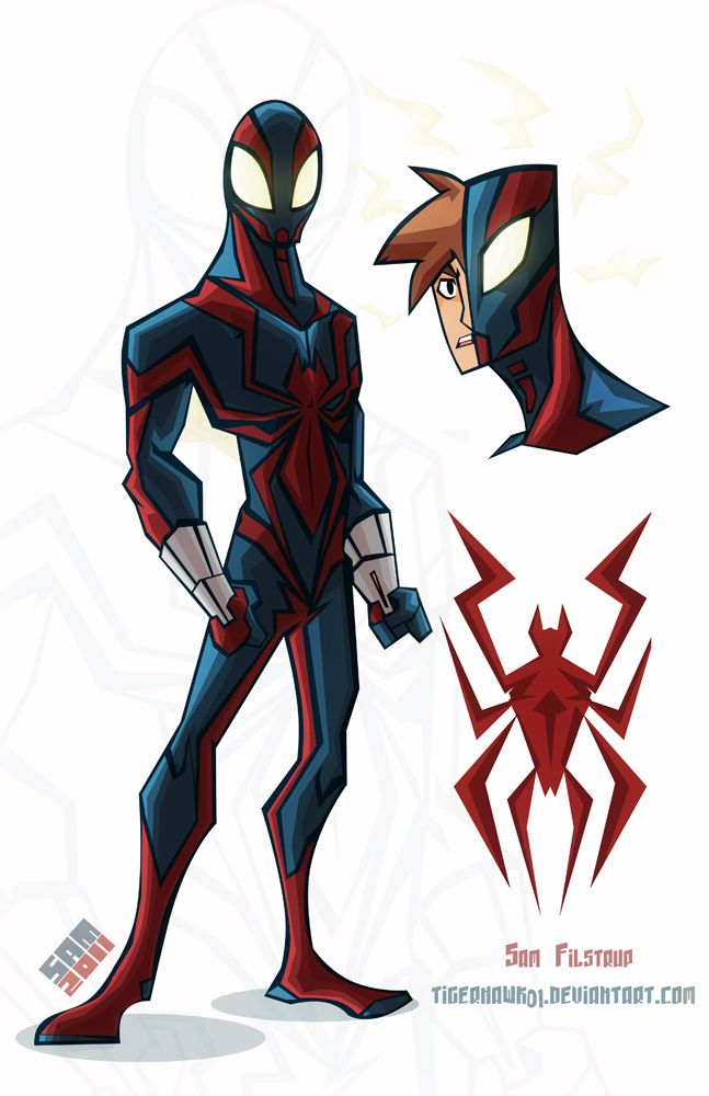 Marvel Ultimate Spiderman Webhead