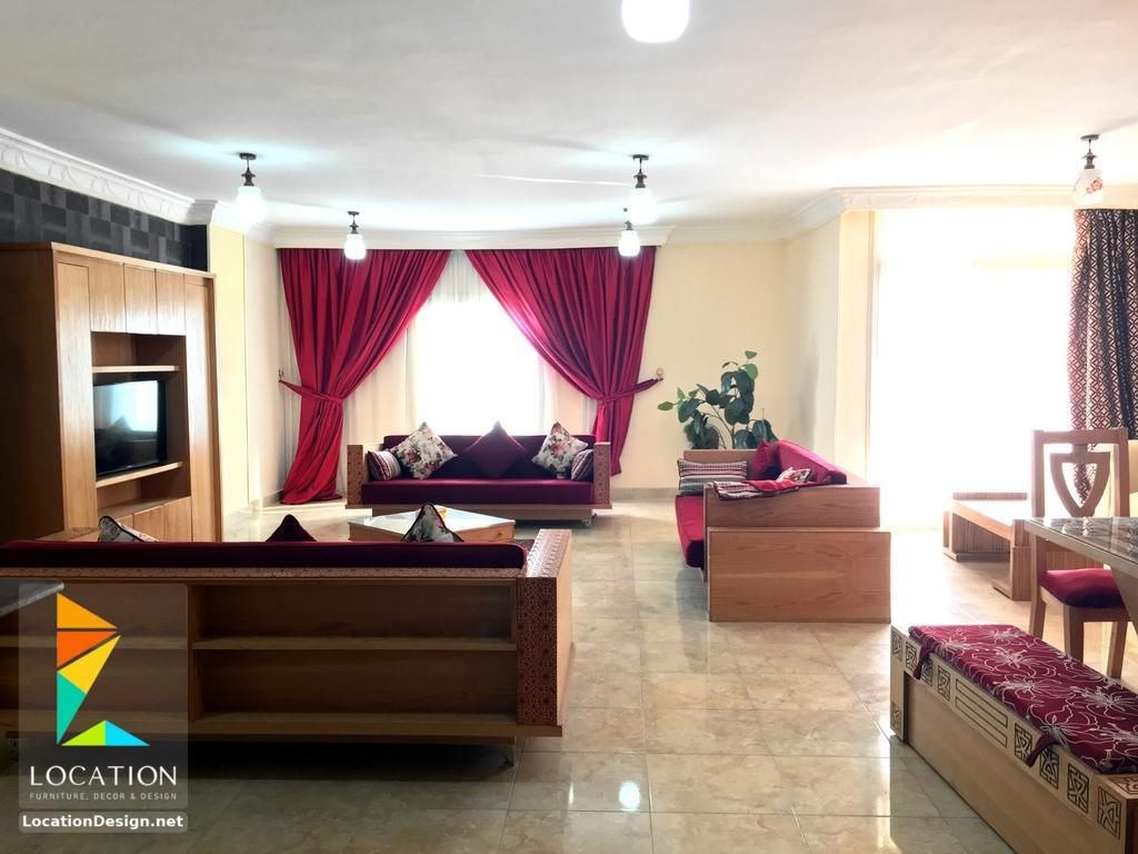 بالصور أجمل ديكورات شقق مصرية صغيرة وبسيطة Living Room Designs Room Home Decor