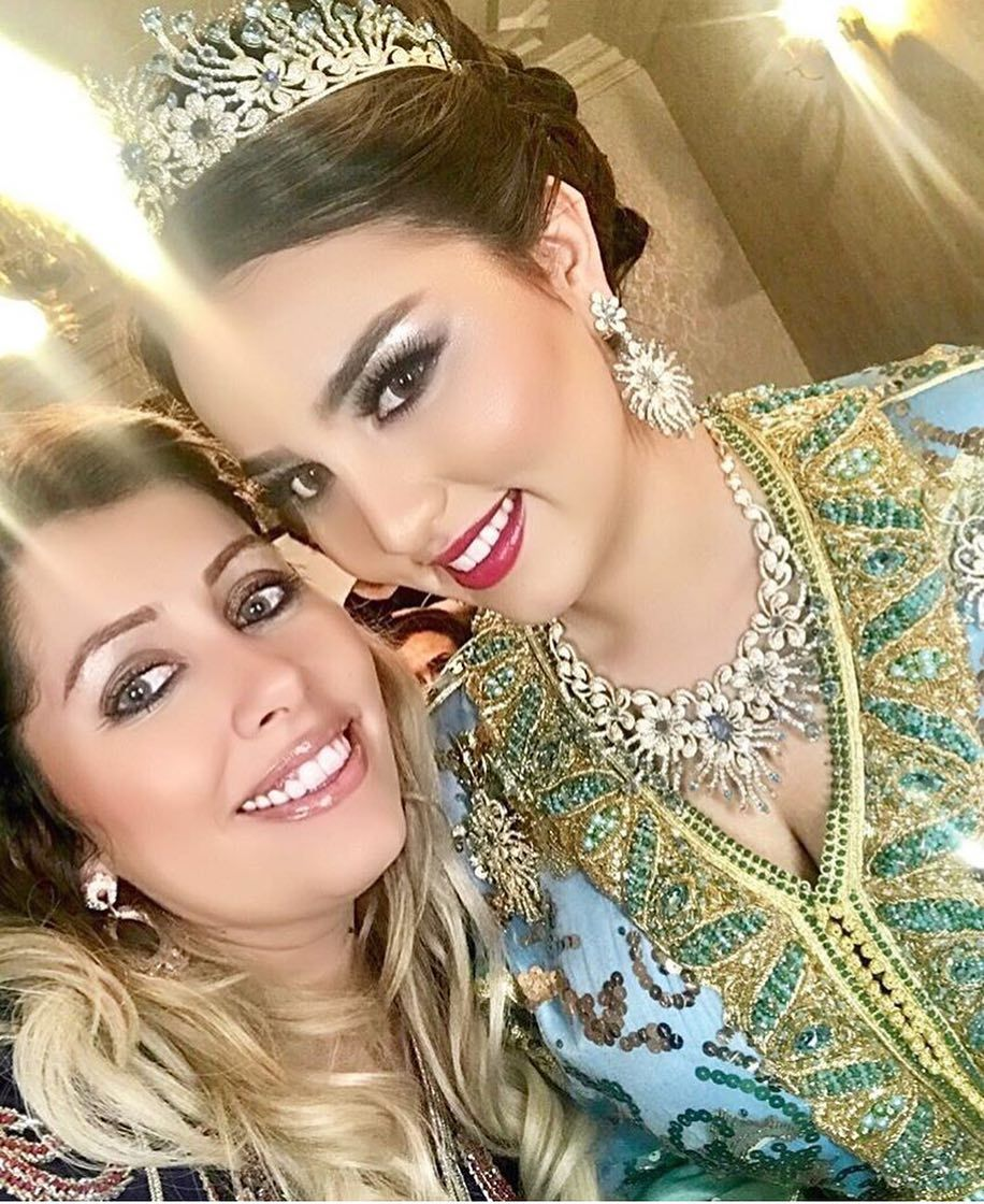Épinglé par Nacera Zerrouki sur Caftans Mariée marocaine