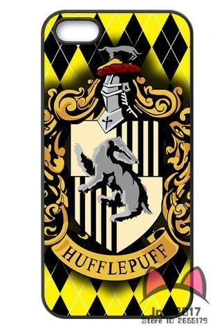 Harry Potter Hufflepuff Logo Phone Case For Huawei Harry Potter
