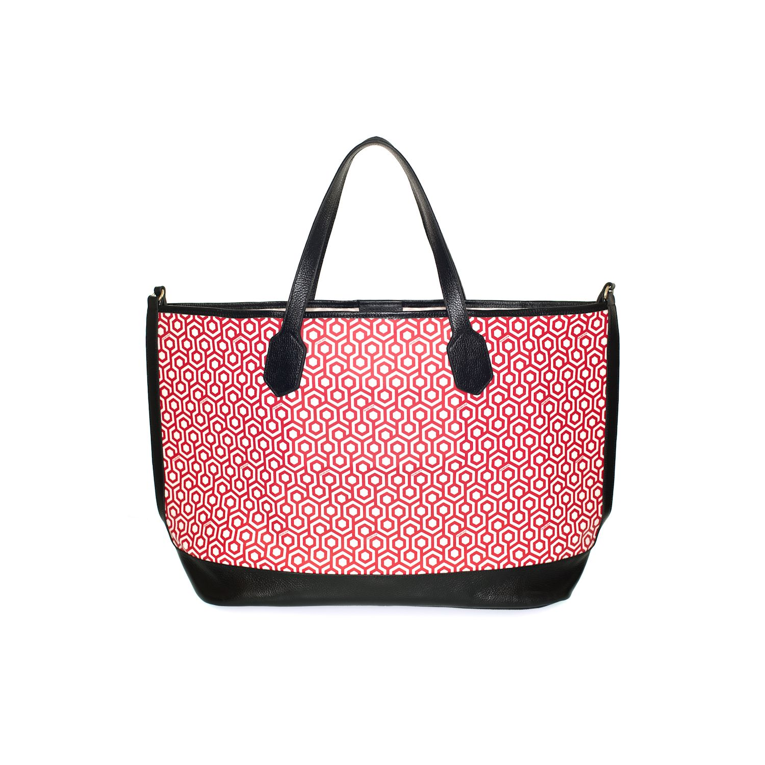 SS2012 Bucket Tote - Red