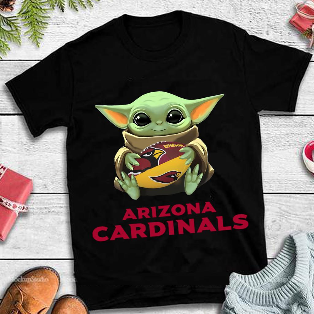 Baby Yoda Hug Arizona Cardinals Png Design Star Wars Shirt Arizona Cardinals Shirt Baby Yoda Png Football T Shirt Baby Yoda Nfl Logo Yoda Png Star Wars Yoda Star Wars Memes