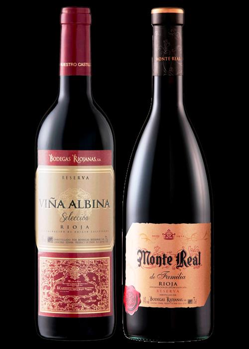 Bodegas Riojanas presenta al mercado la añada 2007 de sus clásicos reservas Monte Real y Viña Albina http://www.vinetur.com/2013112613990/bodegas-riojanas-presenta-al-mercado-la-anada-2007-de-sus-clasicos-reservas-monte-real-y-vina-albina.html