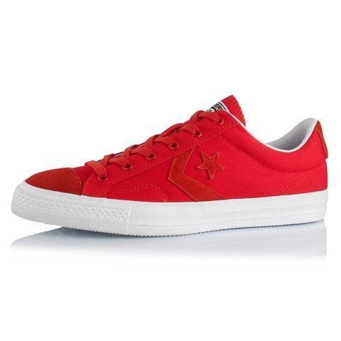 converse star player homme rouge