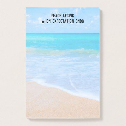 Inspirational quote with tropical beach scene post it notes inspirational quote with tropical beach scene post it notes beach scenes and tropical beaches voltagebd Images