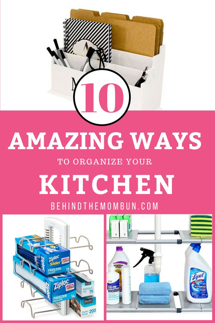 10 simple gadgets for easy kitchen organization kitchen organization organization 10 things on kitchen organization gadgets id=77501