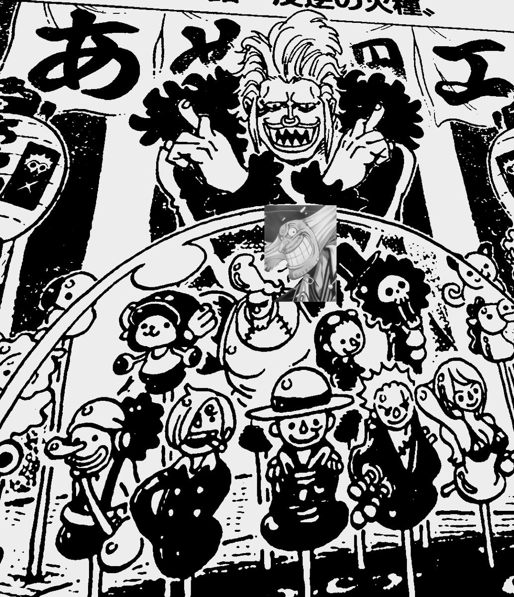 One Piece 940spoilers Manga Español Manga, Piecings
