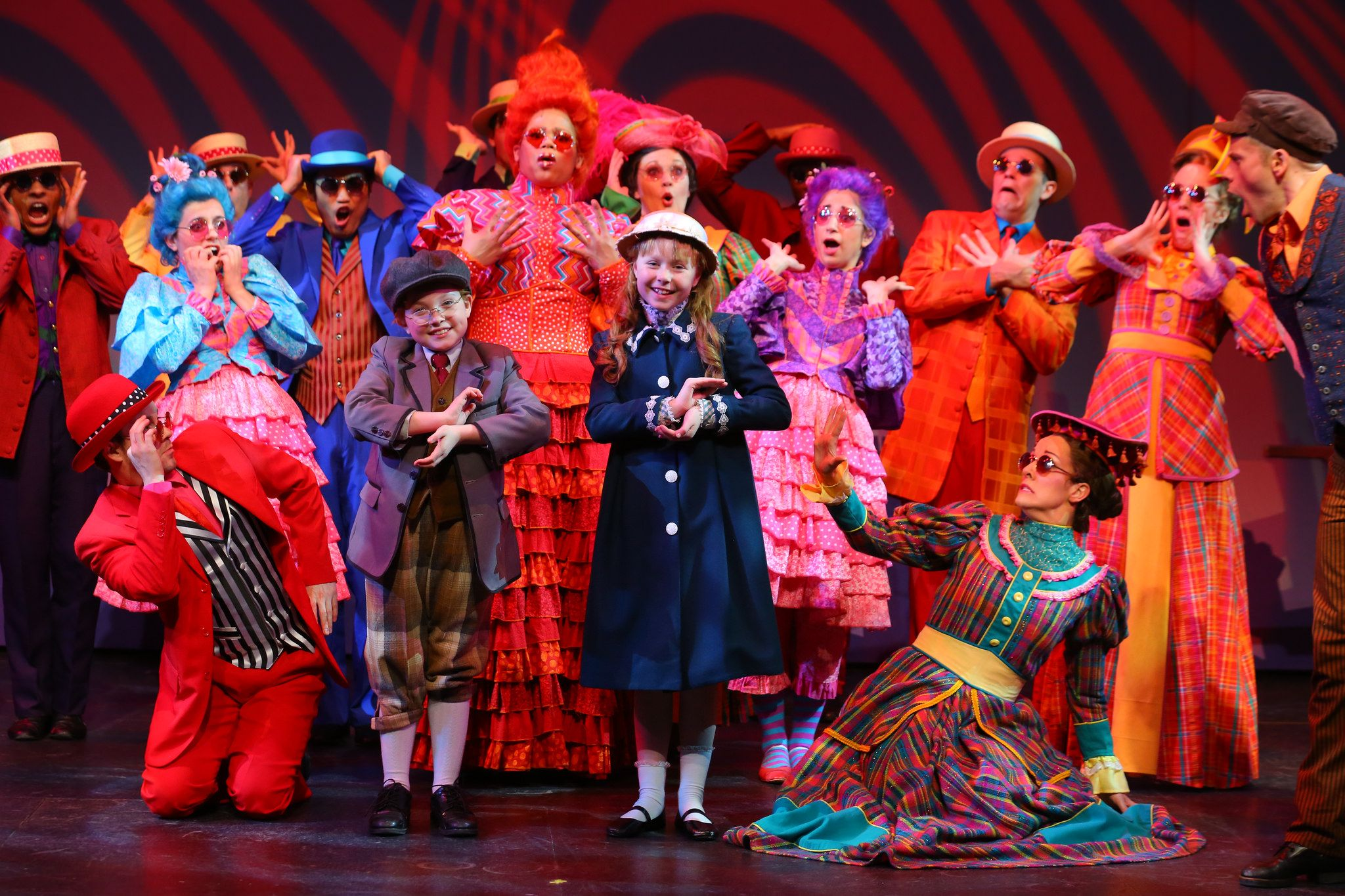 Mary Poppins Monday: Cast Reflections | The Rep Blog ...