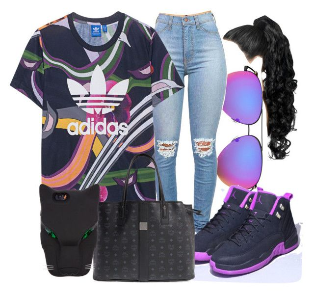 timeless design 4de53 cfd9d Hyper violet 12s | My Polyvore Finds | Polyvore, Fashion ...