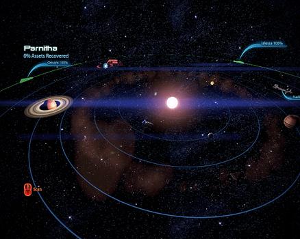 Athena Nebula, Parnitha   ME3 Scanning Maps   Pinterest ...