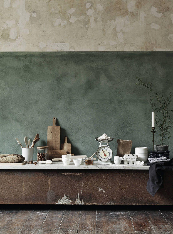 Petra Bindel  In the Kitchen  Pinterest  Wohnen Deko und Wandfarbe