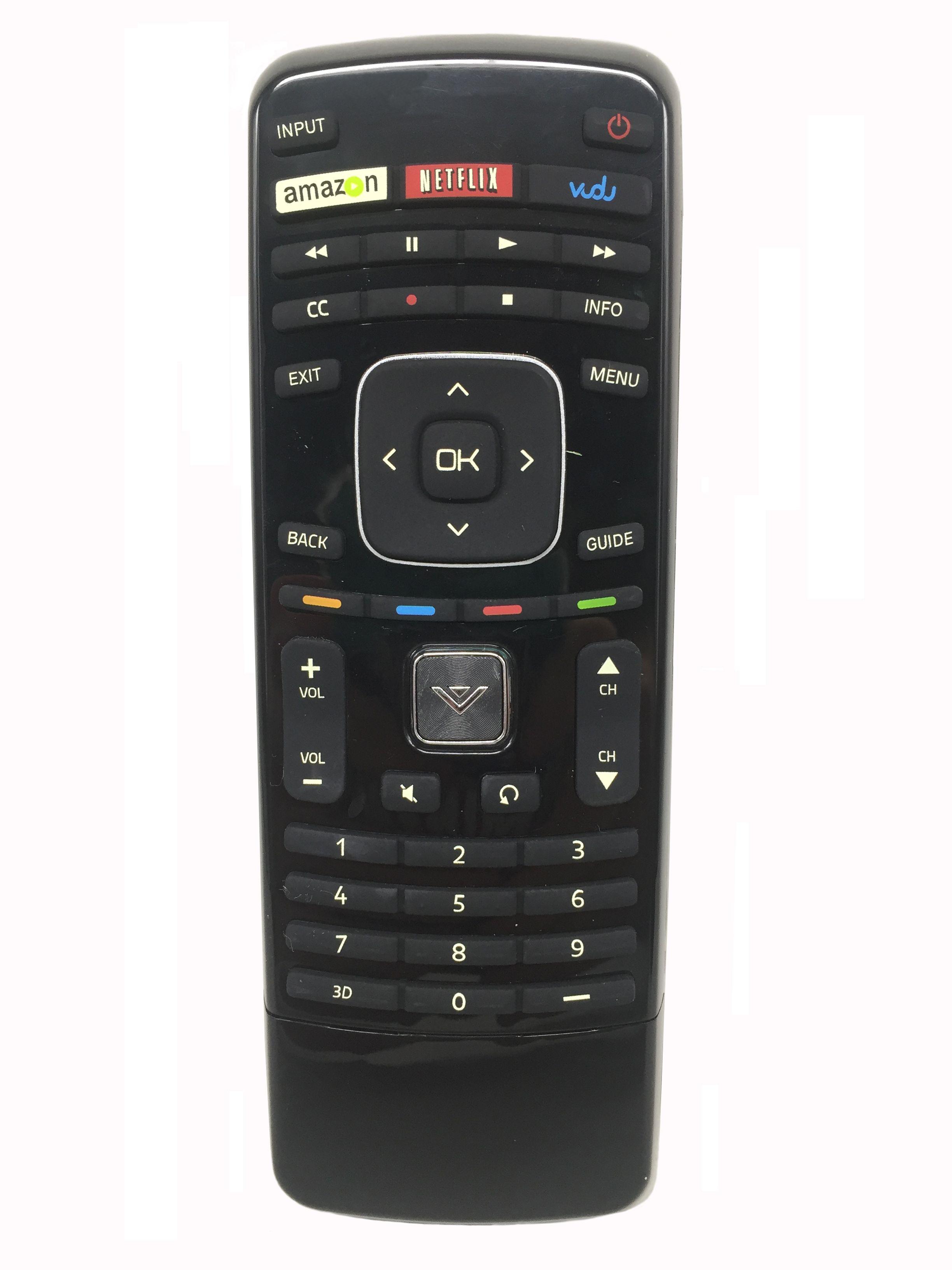 XRT301 Remote Control for Vizio Smart 3D TV HDTVMeide