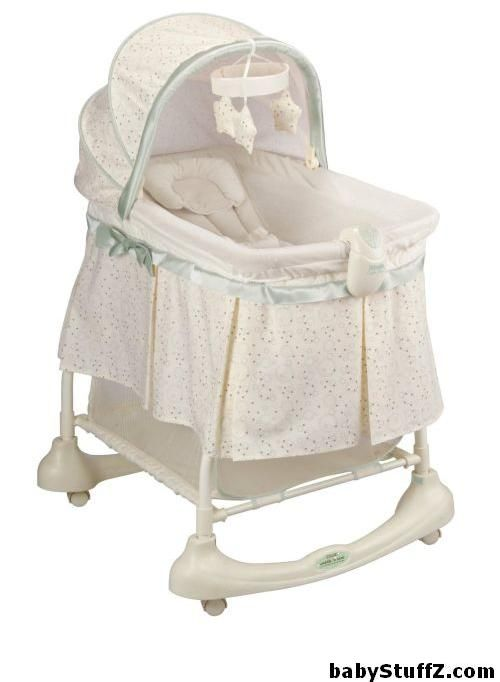 Kolcraft Cuddle N Care 2 In 1 Bassinet And Incline Sleeper Emerson