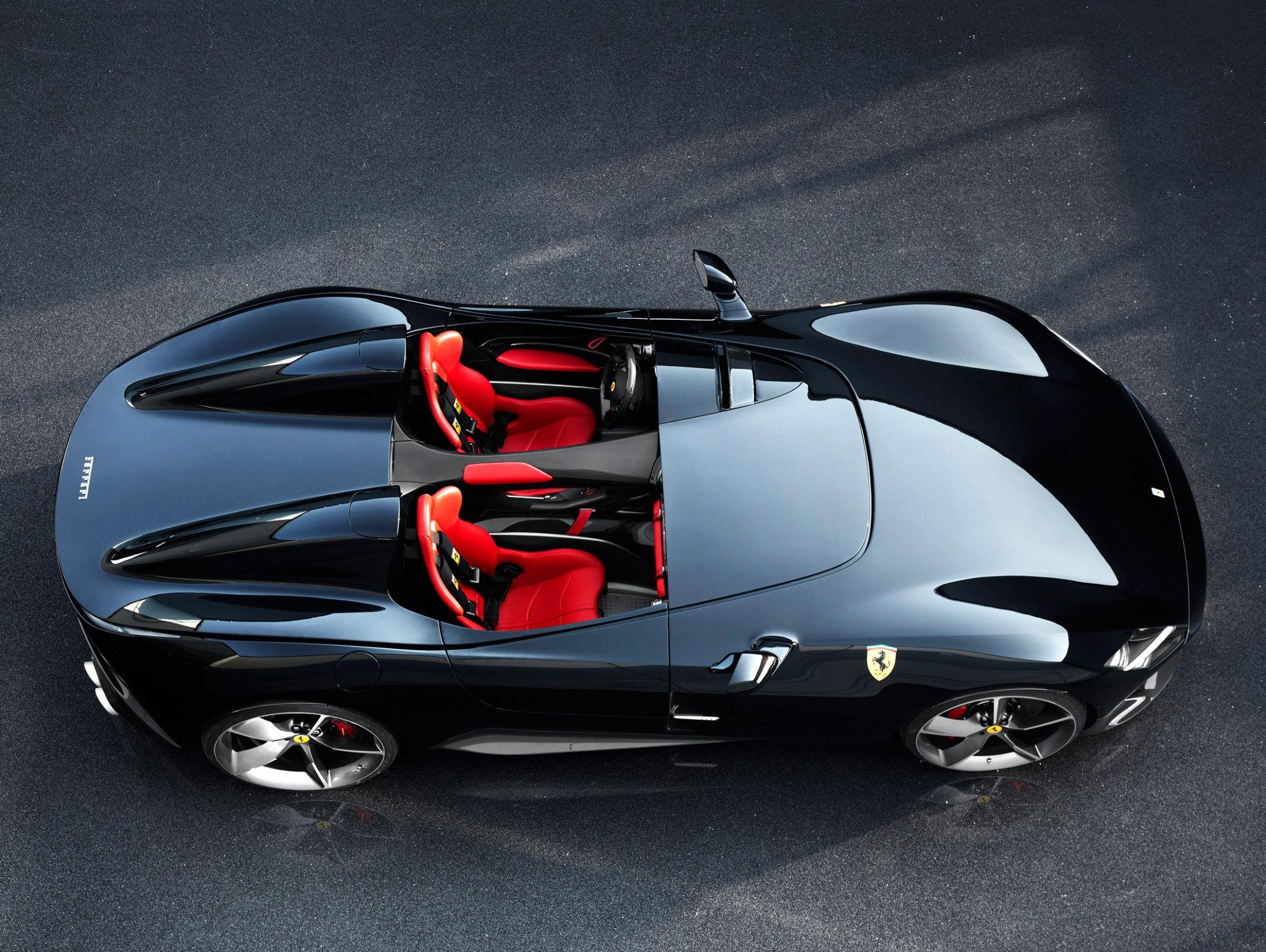 2020 Ferrari Models Concept Ferrari New Sports Cars New Ferrari