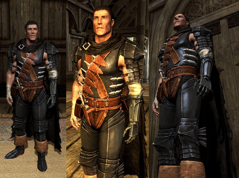 Berserk Black Swordsman Armor Mod for Skyrim | BERSERK