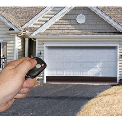 Http Www Housemaintenanceguide Com Residentialgaragedooropeneroptions Php Has Some Informatio Garage Door Opener Remote Garage Doors Garage Door Installation