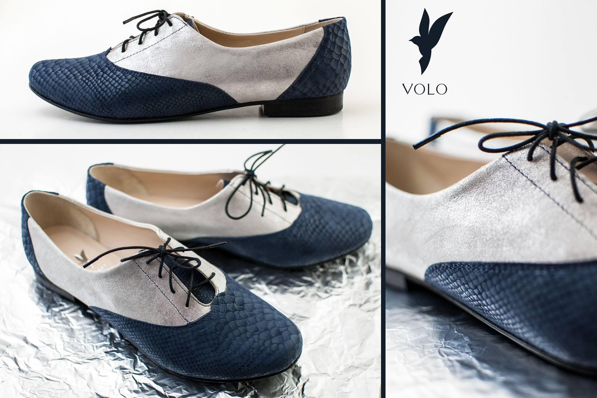 Manufaktura Kobiecego Obuwia Womens Oxfords Oxford Shoes Volo