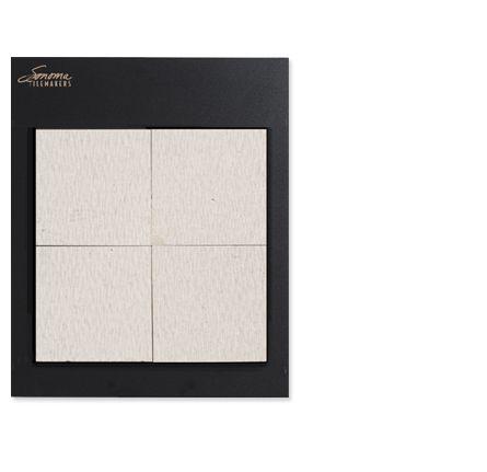 Jute Sonoma Tile Textured Limestone Bathroom Design