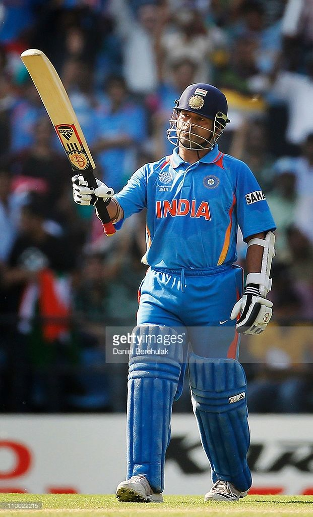 Sachin Tendulkar Stock Photos And Pictures Getty Images With Images India Cricket Team Cricket Sport Cricket Match