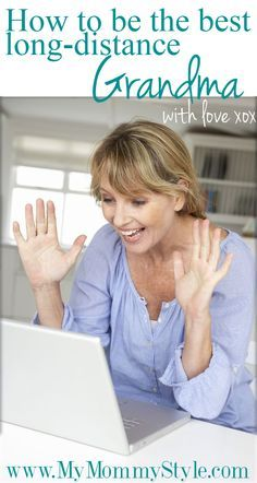 Got Skype? Then read to you grandchildren!  Gloriously simple! How to stay close when you're very far away   My Mommy Style