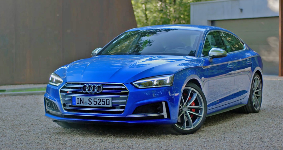 2017 Audi A5 It has a head turning style that's as powerful in motion as it is in standstill, with its sport design and engaging performance