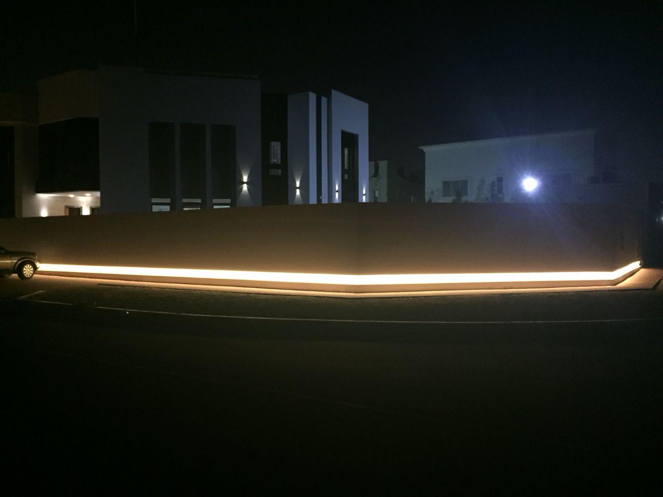 Exterior Strip LED Light.
