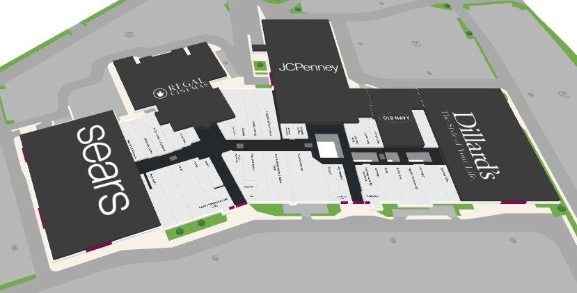 Mccain Mall Shopping Plan Mall Mccain Mall Stores