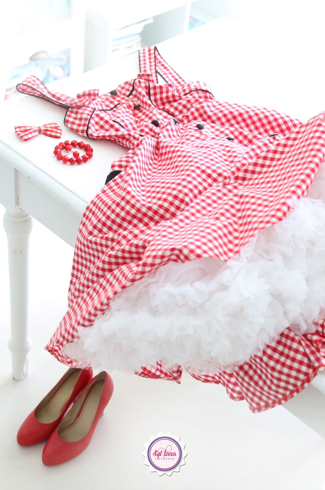 Syl loves, retro dress, gingham | Vintage | Pinterest | Mi estilo ...