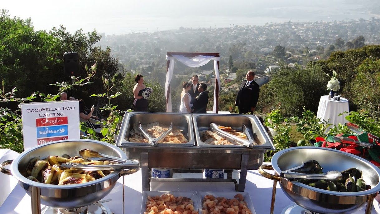 Best Affordable Inexpensive Wedding Catering Los Angeles Orange County Inland Empire