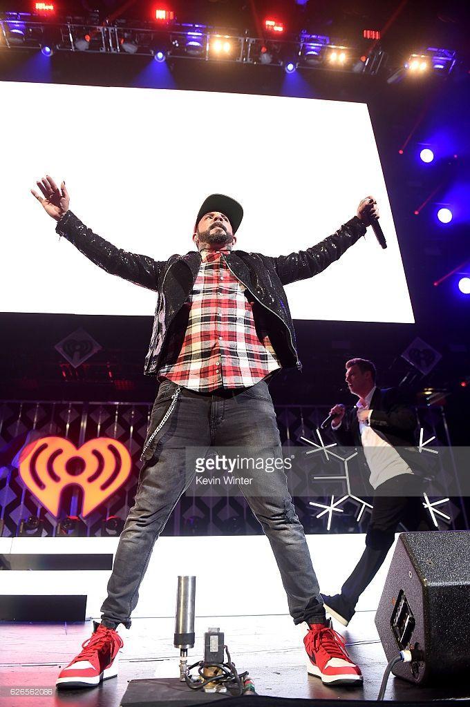 106 1 Kiss Fm S Jingle Ball 2016 Show Backstreet Boys Kiss Fm