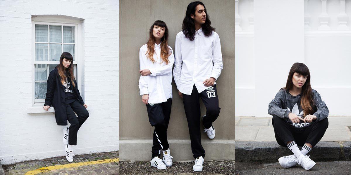 borgogna jeans adidas superstar adidas donne originali.