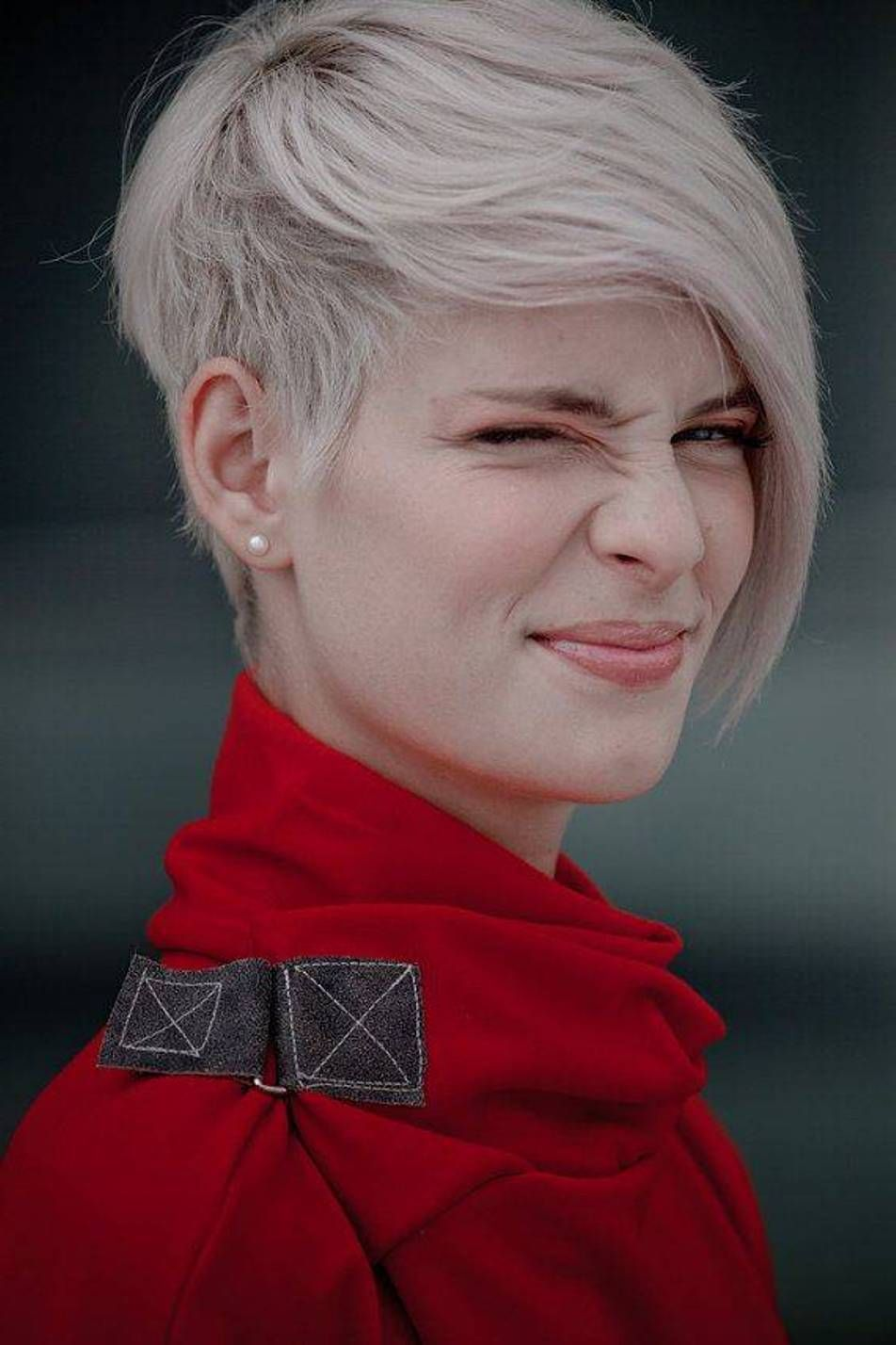 Miraculous 1000 Images About Hair Cuts Short Asymmetrical On Pinterest Short Hairstyles Gunalazisus
