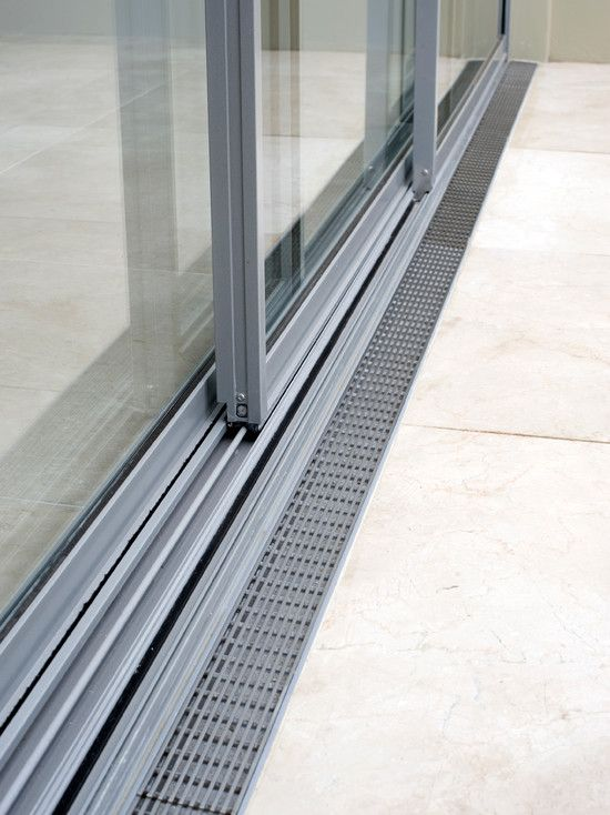 Sliding Door Tracks Driveways Storm Drains Driveways