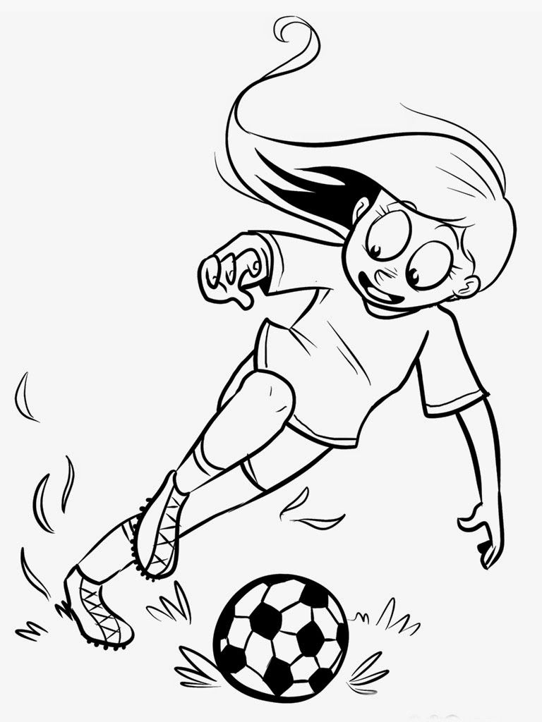 Printable Football Coloring Pages Free Coloring Sheets Football Coloring Pages Coloring Pages For Girls Angel Coloring Pages [ 1024 x 768 Pixel ]