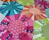 New Quilt Pattern Available - Hexa- scrappy!